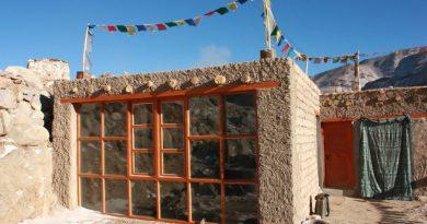 Geres – Indijski solarni zid
