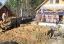 Biomeiler, kako se izgrađuje