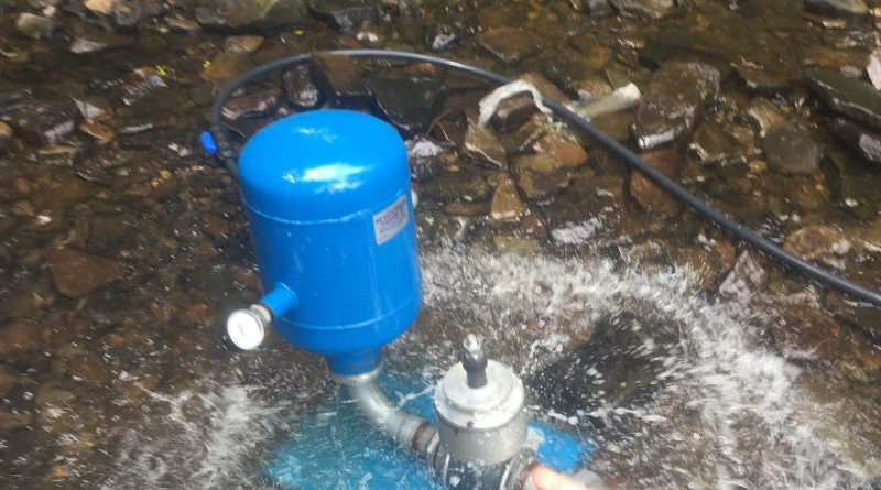 ram pumpa za vodu