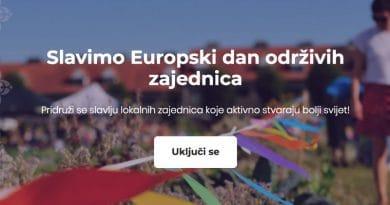 Poziv na europski dan odrzivih zajednica