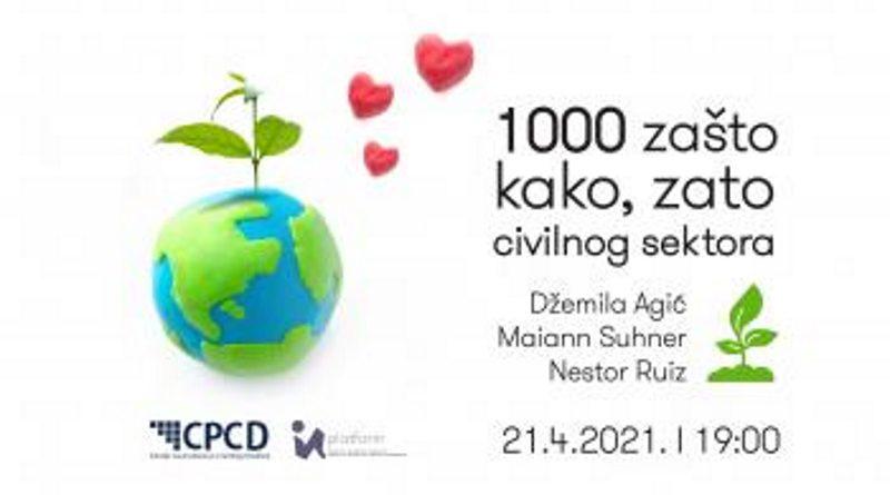 Online pričaonica: Od očekivanja do realizacije saradnje sa dijasporom u oblasti zaštite okoliša